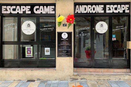 androne escape