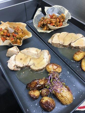 #miam #instafood #restaurant #jardindes4m #saintrégisducoin #parcdupilat #pilatmonparc #saintetienne