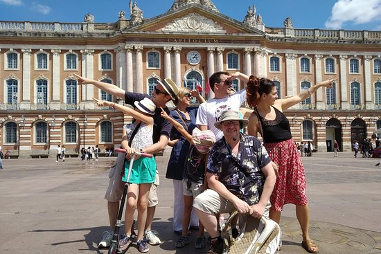 Toulouse Free Tours | Harry's Guided Walking Tour