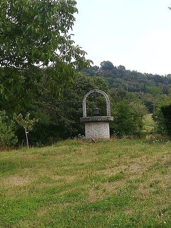 Muscoline, Italia: GIARDINO AGRITURISMO