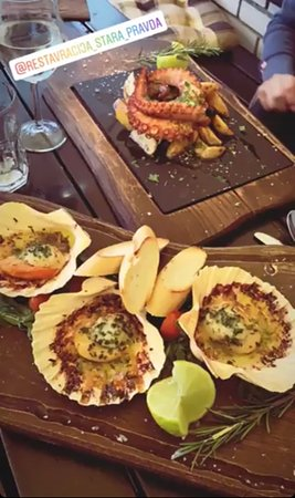 Best restaurant in Kranj!