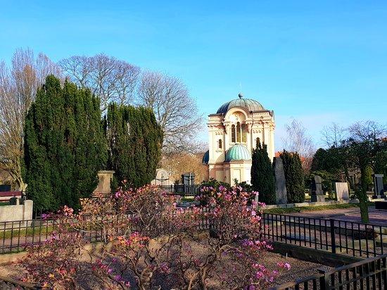 Lerberget, สวีเดน: Cimitero di Helsingborg
