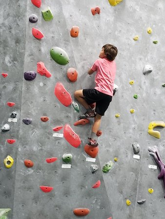 Uprising Rock Climbing Center