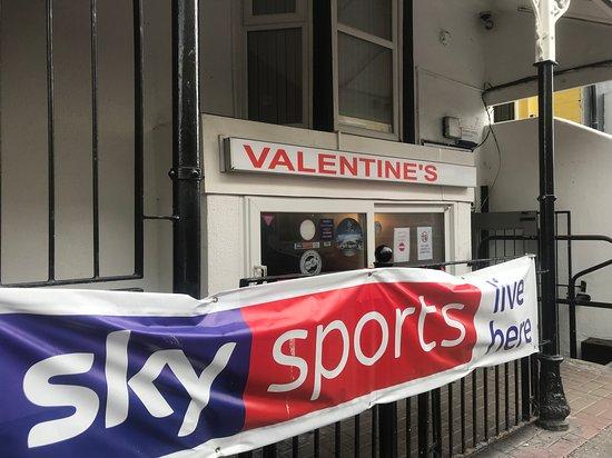Valentine's Bar