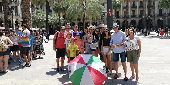 Free Tour Italiano Barcellona