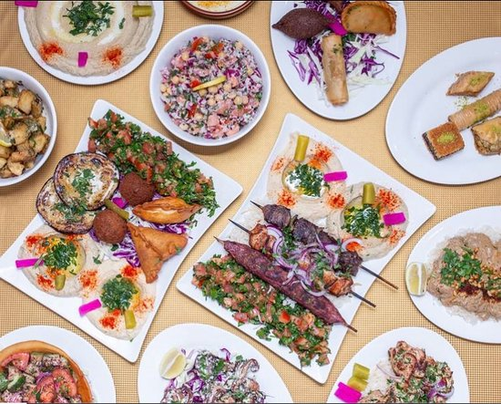 Eddies Lebanese Eatery: Some of our popular dishes