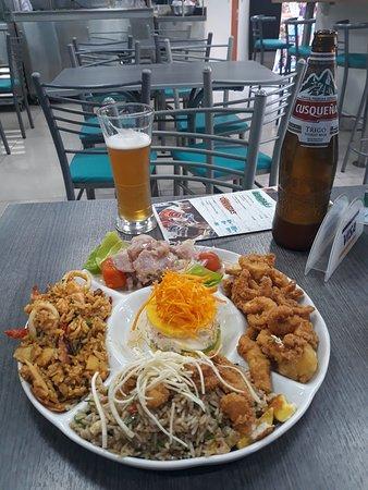 Que buena comida