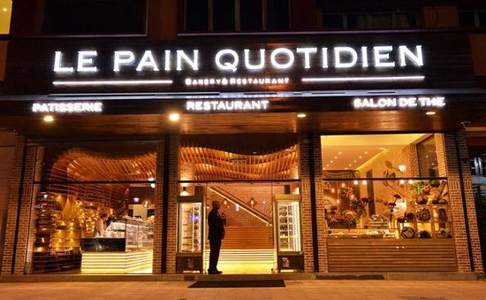 Le Pain Quotidien Marrakech (マラケシュ) の口コミ145件 - トリップ ...