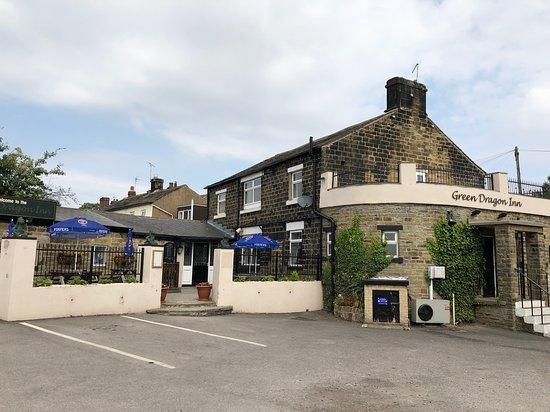 Thurgoland, UK: The Green Dragon Inn