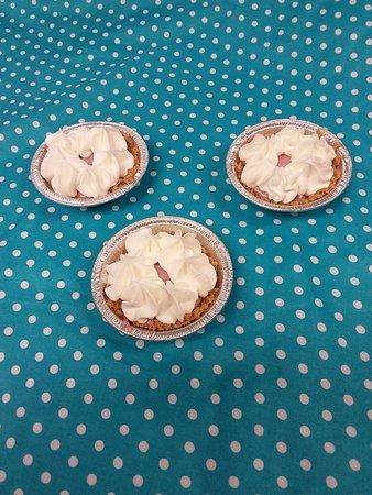 Edwardsburg, MI: Frozen Cranberry Pie, 5 inch, $5.00 each