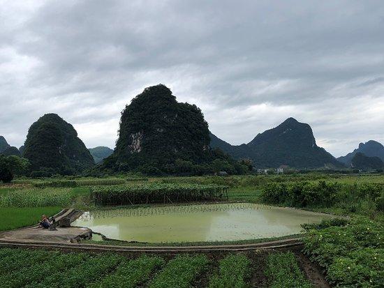 Duxiu Mountain