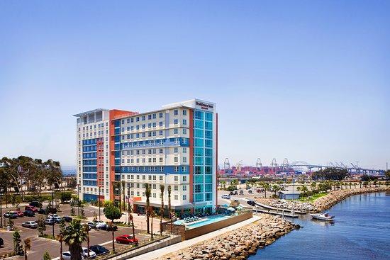 Residence Inn by Marriott Long Beach Downtown Hotel