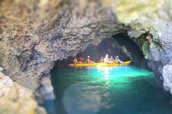 拉各斯的皮划艇和浮潜之旅