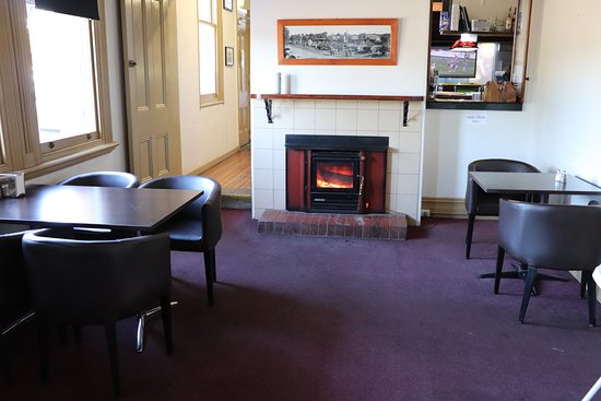Looking to have a meal or relax and chat away from the hustle and bustle of the bar....our Ladies Lounge is the place for you