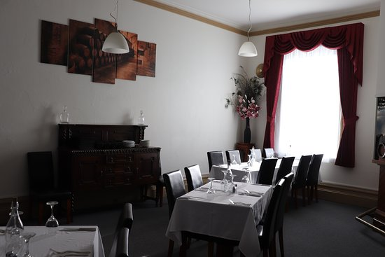 Another section of our Dining Room available Friday and Saturday nights, or for functions as needed