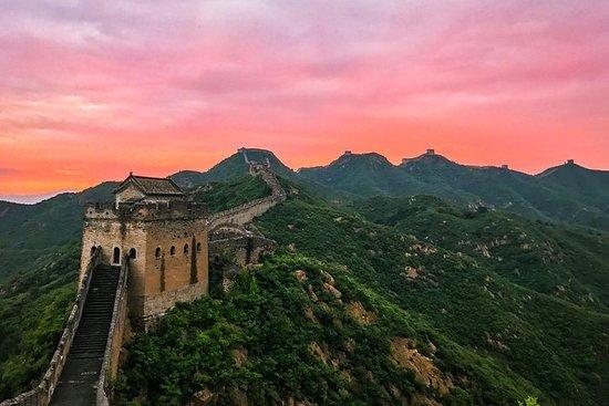 JinShanling Great Wall Sunset / Day Tour