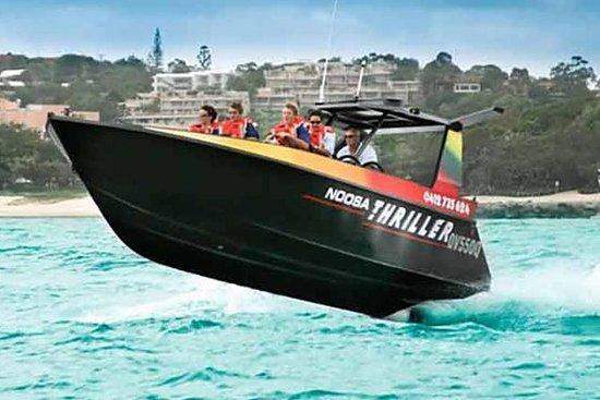 Noosa Thriller  -  500hpオーシャンスリルボートライド