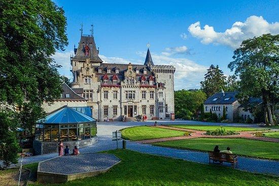 Tur med slott (engelsk)