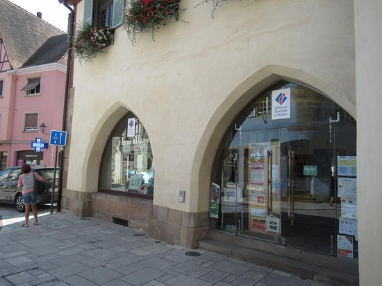 Grand Ried Tourist Office - Benfeld Welcome Office