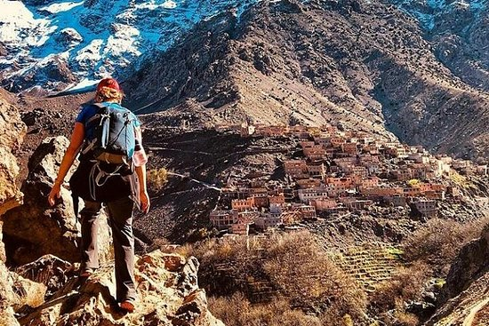 High Atlas Mountains Trekking - Day Trips