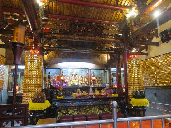 Jiying Temple in Jingmei