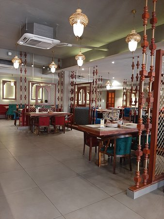 Good ambience and excellent food