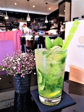 Cocktail Green Smash