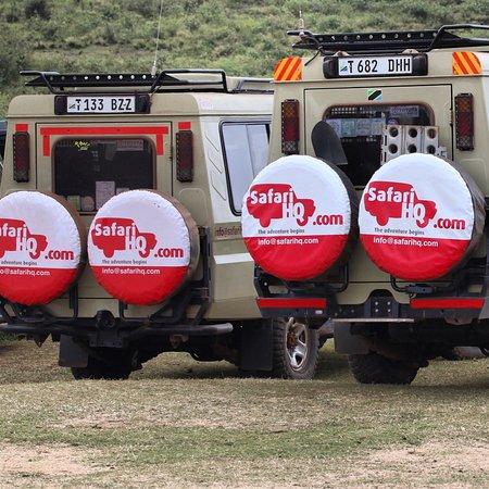 Região de Arusha, Tanzânia: SafariHQ