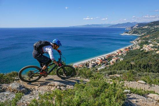 Mtb Italy - Bike Guide & Tours Finale Ligure