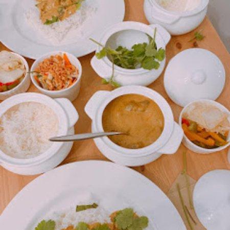 ANDERS Restaurant: vietnamese curry