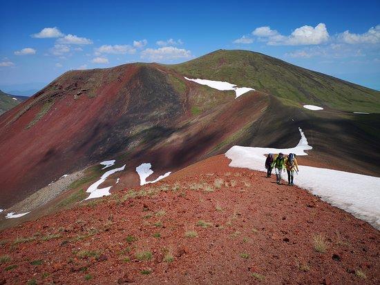 Gegharkunik Province, Armenia: Gegham mountains / Armenia