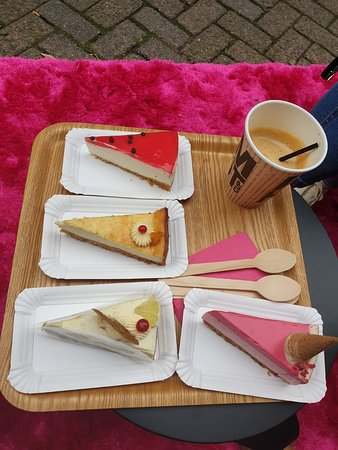 Amazing Cheese Cakes!!