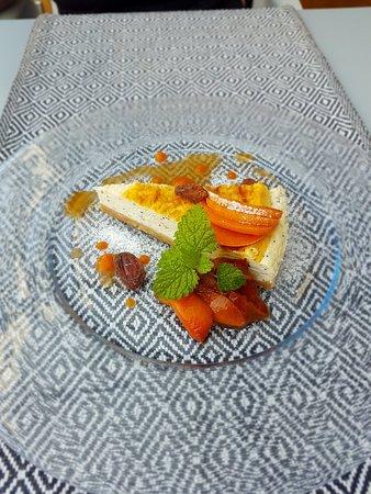 Vynikajúcu dezert