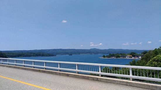 Noto-jima, ญี่ปุ่น: 中島大橋
