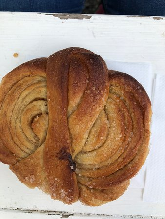 The Bakery in A: Zimtschnecke