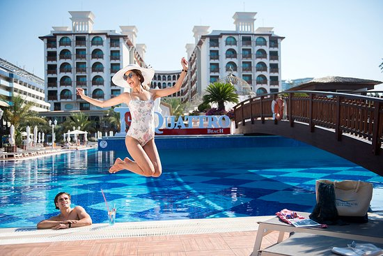 Quattro Beach Spa and Resort