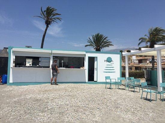 Lujar, Spanje: Mangata Beach