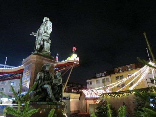 Burgermeister-Smidt-Denkmal