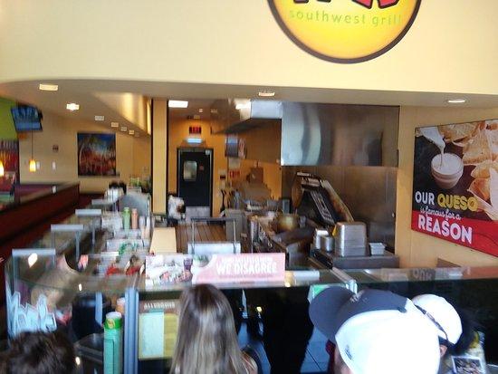 Moe S Southwest Grill Ithaca Menu Prices Restaurant Reviews Tripadvisor