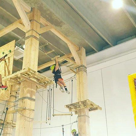 Vertical Park Sardinia Indoor