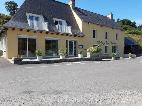 Canihuel, Francja: Auberge Le Pélinec