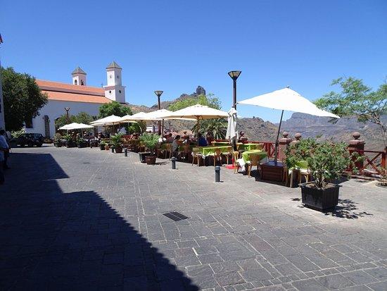 Pueblo de Tejeda