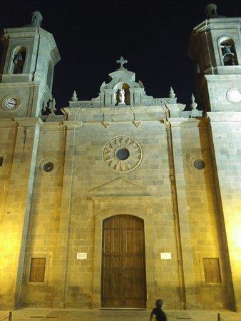 Casco Histórico de Agüimes