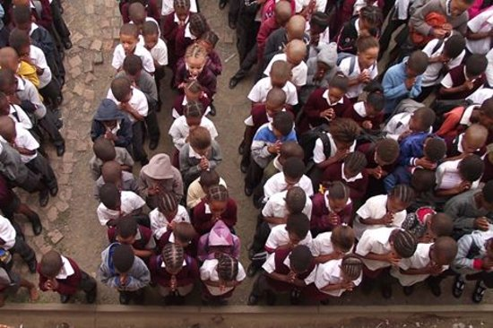 Klipplaat, แอฟริกาใต้: Brandovale Primary School