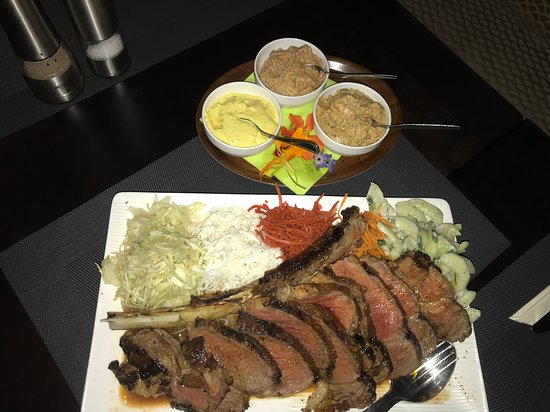 Willi's Restaurant: Tomahawksteak😋