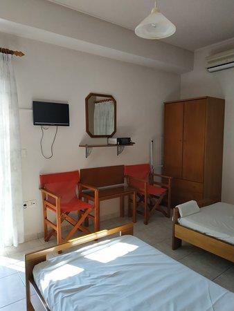 Καθαρό δωμάτιο!