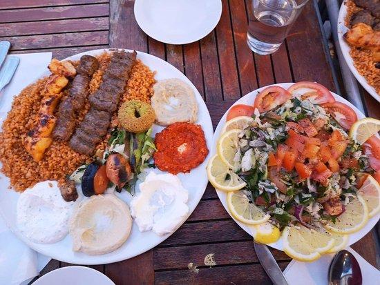 arabisk mat uppsala