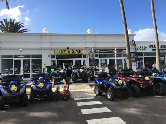 Rent A Quad Lanzarote