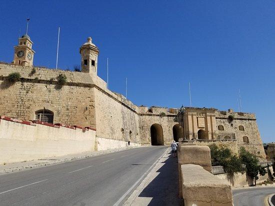 Senglea Main Gate