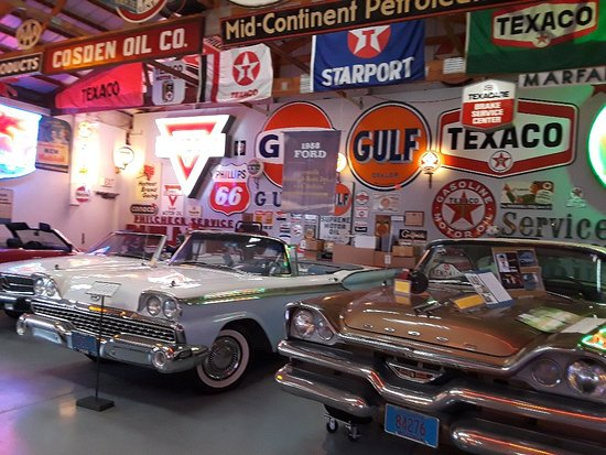 Northwoods Petroleum Museum